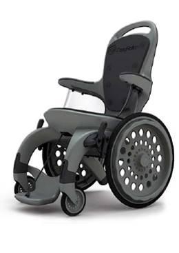 非磁性体車椅子